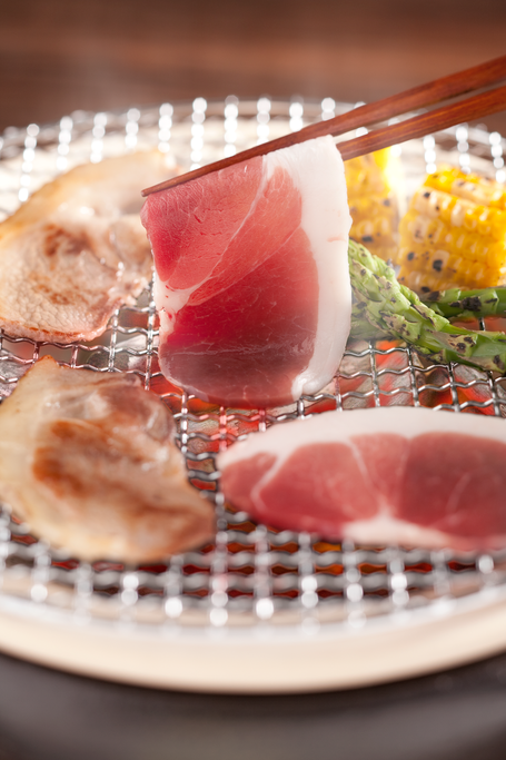 天然 焼ぼたん しし肉 猪肉 ぼたん鍋