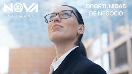 Oportunidad de negocio Nova Network con Nova Nano hemp. Distribuidores