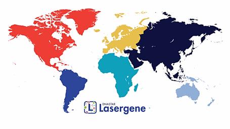 全世界90ヵ国以上にユーザーを持つDNASTAR社
