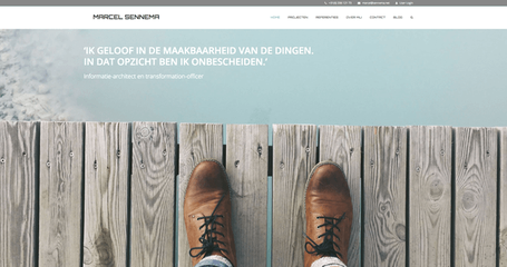 Website maken, contentmarketing en SEO