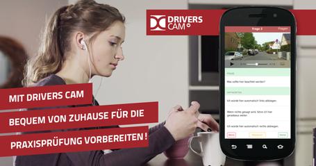 Mit dem Schnuppertest können interessierte Schüler einen ersten Eindruck von Drivers Cam bekommen und einen Drivers Cam-Test kostenlos absolvieren.