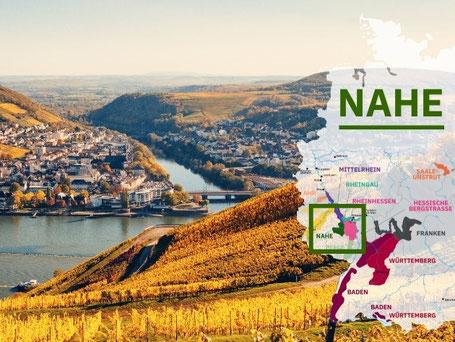 Wijngebieden Duitsland #7 Nahe