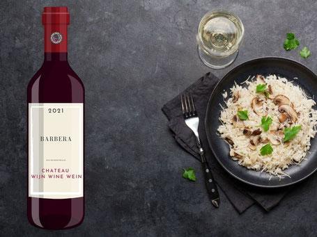 Welke wijn bij risotto