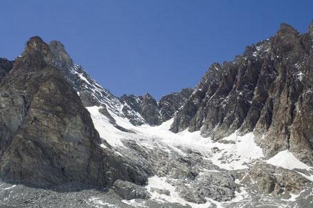 Il ghiacciaio Arolla