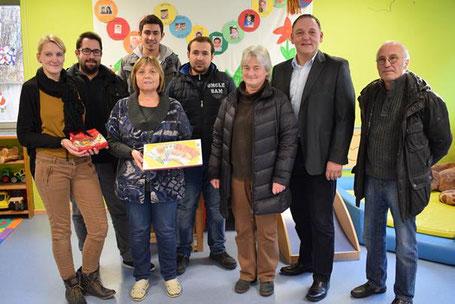 Klaus Hafner Königstein CSU-Ortsverband Königstein Asyl Hilfe Kindergarten