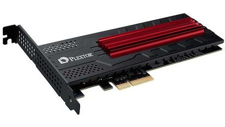 SSD Plextor M6E Black Edition