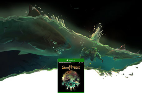 Sea of Thieves seradisponible début 2018 sur PC et Xbox One ( Xbox Play Anywhere ).