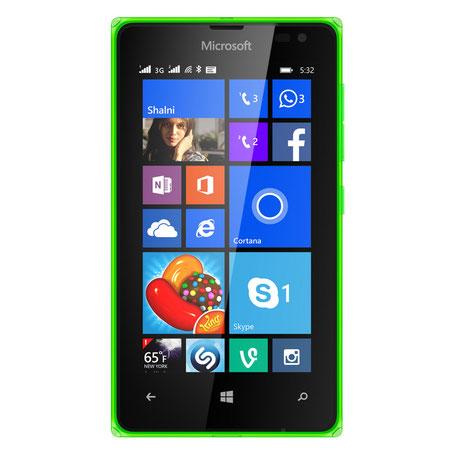 Microsoft Lumia 532 Dual SIM disponible ici.