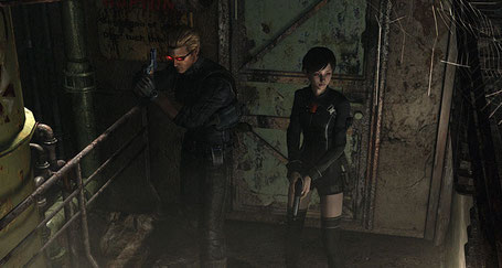 Les jeux Resident Evil sont disponible ici.