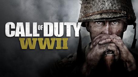 Call of Duty : WWII est prévupour le 3 novembre 2017 surPC, Xbox One et PS4.