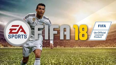 FIFA 18 seradisponiblele 29 septembre 2017 sur PC, Xbox One, PS4 et Nintendo Switch.