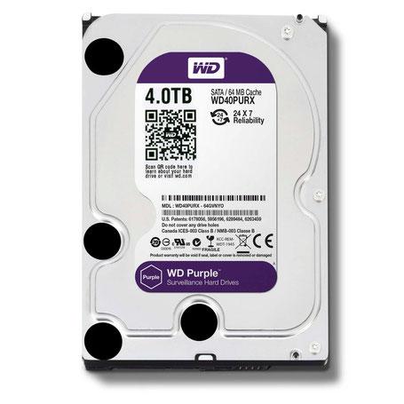 WD Purple Videosurveillance disponible ici.