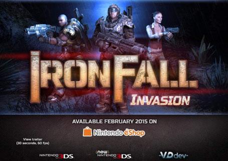IRONFALL Invasion