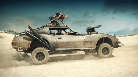Mad Max disponible ici.