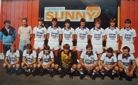Meister 2.Liga 1985/1986