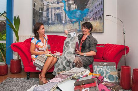 Sabine Georges Décoratrice d'intérieur à Liège