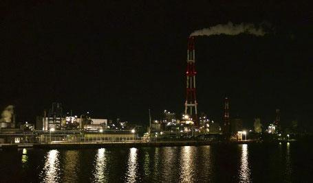 北九州市 夜景 工場