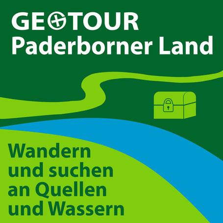 Logo der GeoTour Paderborner Land © Verkehrsverein Paderborn e.V.