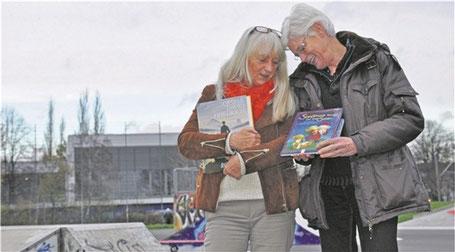 Der Büchermarkt ist das Standbein des Förderkreises Kultur in Hombruch. Mit den Spenden machen die Fök's, wie sich die Mitglieder selbst nennen, Kultur erreichbar - für alle in Hombruch und Umgebung in jeder Altersklasse