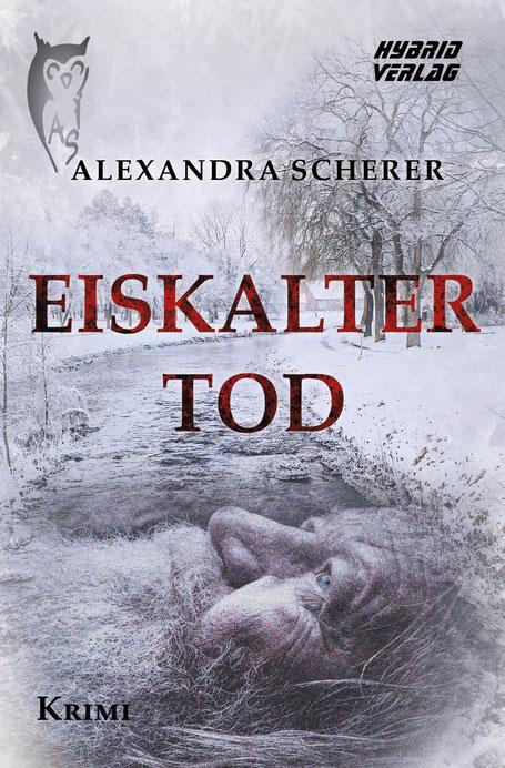 Buchcover: Eiskalter Tod von Alexandra Scherer