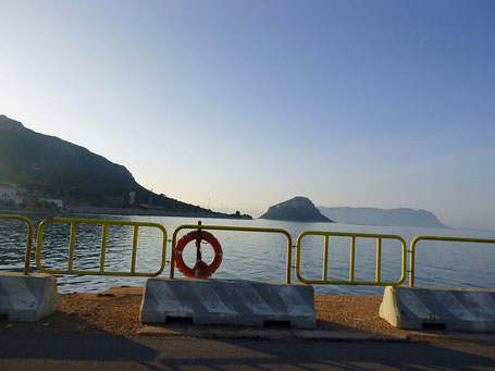 Golfo Aranci, frühmorgens