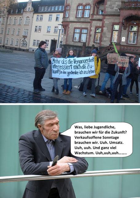 """""""Fridays for Future"""" Mönchengladbach, Umwelt- und Klimaschutz"""