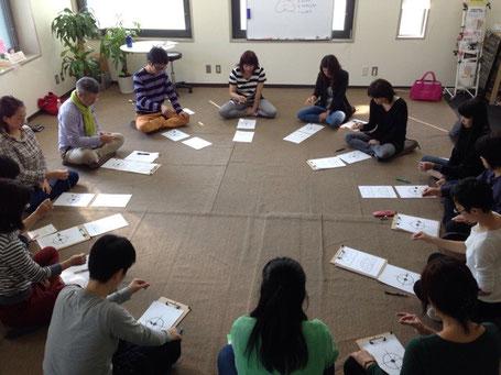 仏教の真理とチャクラの開発を同時に学べる心の勉強会