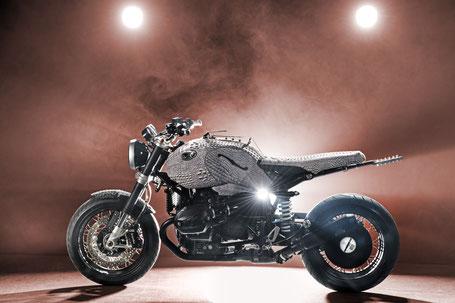 BMW RnineT Motor Circus Lenny Kravitz