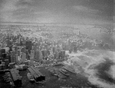 "Szenenfoto zu dem Film ""Deluge"" (USA 1933) von Felix E. Feist; New York"