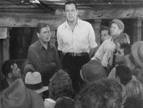 """Szenenfoto zu dem Film """"Deluge"""" (USA 1933) von Felix E. Feist; Sidney Blackmer"""