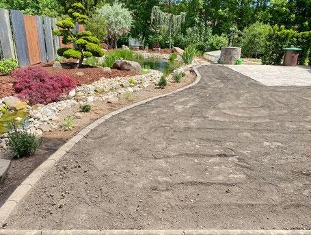 Rollrasen selbst verlegen Anleitung, Tipp's und Tricks zur Vorbereitung des Rasens