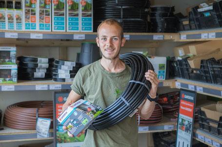 Gartenbewässerung im Raum Höchberg, Würzburg, Waldbrunn, Eisingen, Waldbüttelbrunn, Hettstadt, Kist