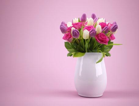 Valentinstag Tulpen