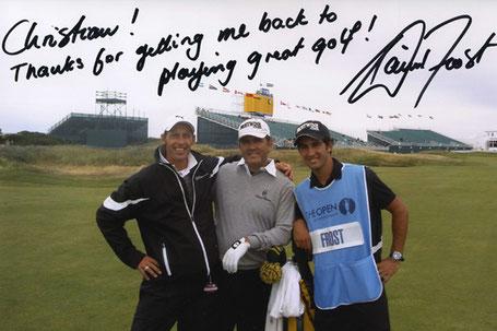 Christian Neumaier über Mein Golf Training