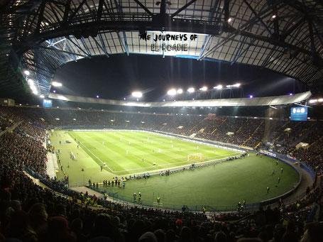 Schatar Donezk vs. Manchester City