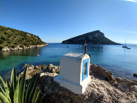 Cala Meresca Golfo Aranchi SUP Sardinien