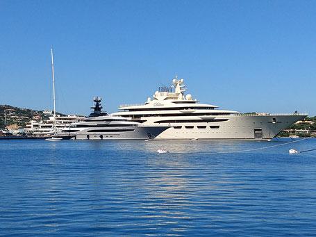 Dilbar Yacht Ship