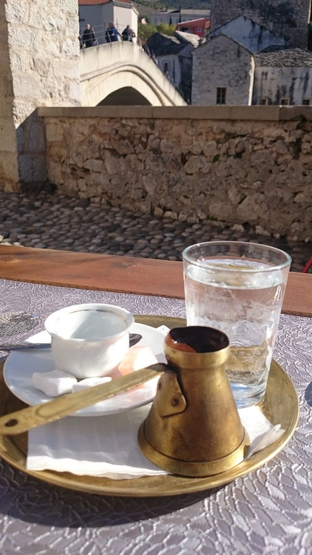 Mostar Stari Most Kaffee Coffee