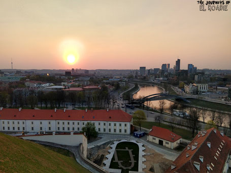 Vilnius Gediminas Litauen