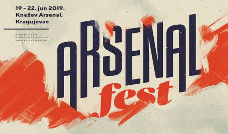 Arsenal Fest Flyer Serbia
