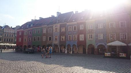 Altstadt Poznan Posen