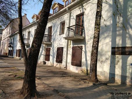 Vilnius jüdisches Viertel Litauen