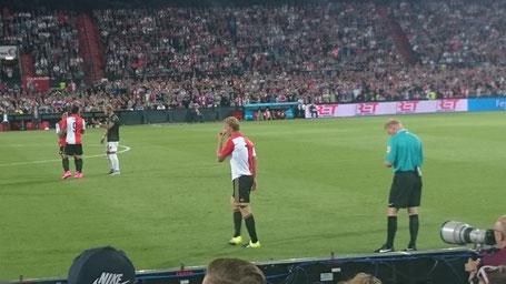 Dirk Kuijt Rotterdam Feyenoord