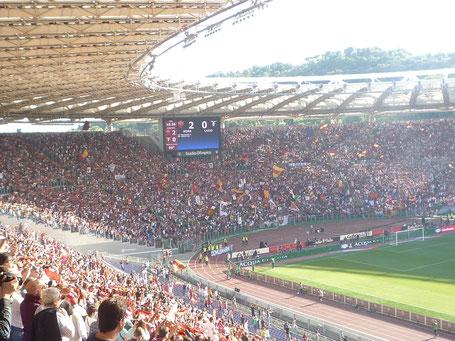 Curva Roma Ultras Derby