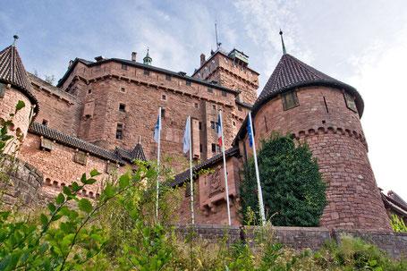 Castello di Haut-Kœnigsbourg