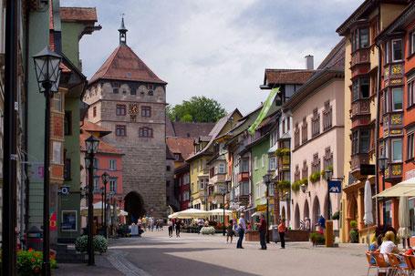 ROTTWEIL: Incantevole cittadina del Baden-Württemberg