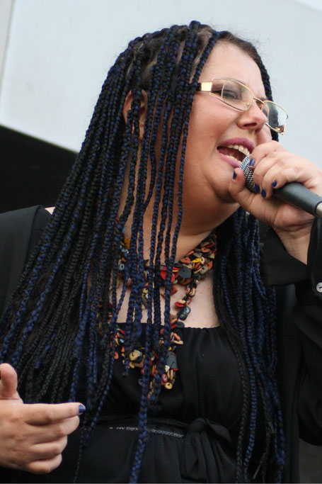 Sängerin Maja Jakupovic. (c) migglpictures / Hans Jürgen Gernot Miggl