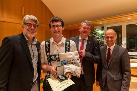 August Geiger Preis, Schreiner, Stefan Ganal, Lindau