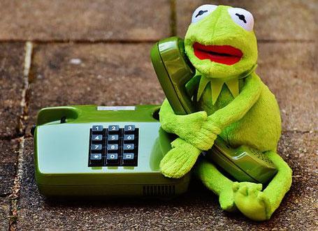 Sorgentelefon und Notfallnummern