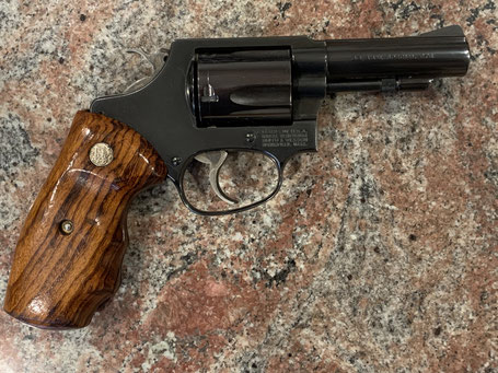 Smith & Wesson Revolver kaufen 14-3  .38 Special